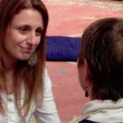 Focusing partnership training